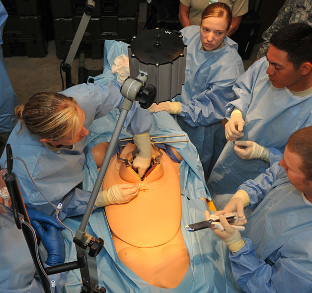 OBGYN surgical training