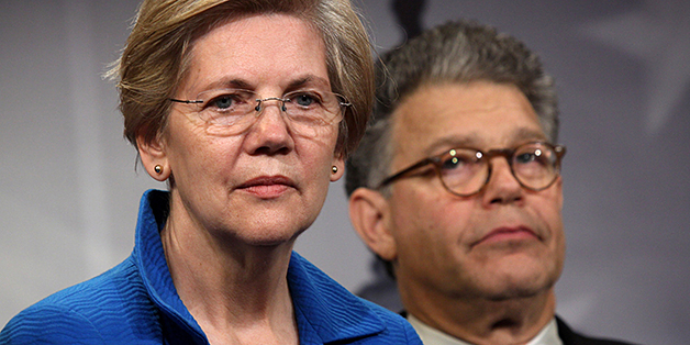 franken and warren